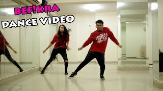 Befikra Dance Video Song | Tiger Shroff, Disha Patani | Rockstar Dance Studios