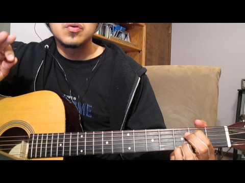 creo en ti recibe toda la gloria tutorial guitarra introduccion