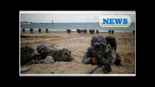 News South Korea, U.S. to announce suspension of major military drills...