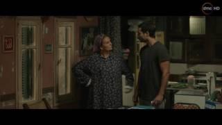 مسلسل الحساب يجمع - كرم يطلب ايد منة من نعيمة .. ورد فعل غريب من نعيمة