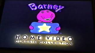 Opening To Barney's Talent Show 2000 VHS