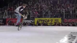 FLATARK First Round Battle Jean William Prevost VS Akira Okamura