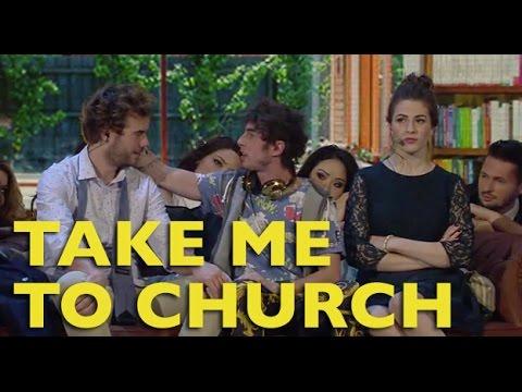 Take me to church [PARODIA] - PanPers feat. Diana Del Bufalo