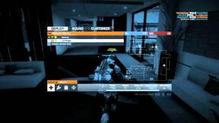 Battlefield 3 - Conquest Domination on Ziba Tower (Dxtory test)