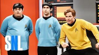 Star Trek Lost Episode - SNL