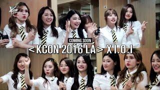 [KCON 2016 LA] Star Countdown D-14 by I.O.I  l KPOP Concert