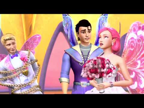 Barbie El Secreto de las Hadas Español latino parte 6