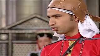علي ربيع لما المهندس مدني  يقدم نفسه لشركة _ تياترو مصر