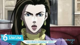 Top 10 Anime Milfs