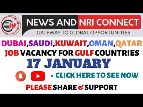 Xxx Mp4 NRI Connect Epaper Mumbai Today 17TH January 2019 Abroad Job Vacancy 3gp Sex