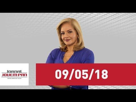 Jornal Jovem Pan - 09/05/18