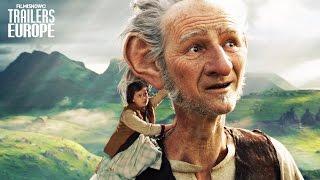 MI AMIGO EL GIGANTE de Steven Spielberg | Tráiler Oficial #2 en español [HD]