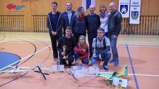Holíčania slávili úspech na súťaži akrobatických modelov