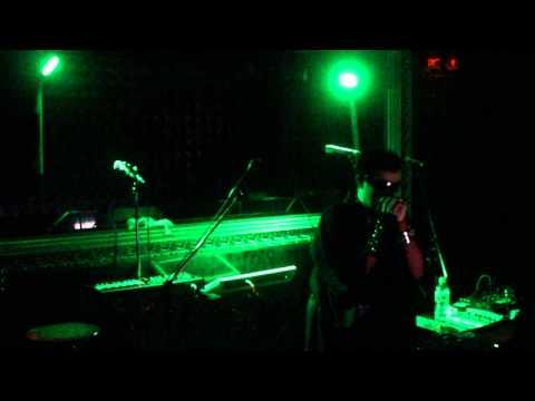 Sabrina Tainted Love Soft Cell cover live Omotesando Club Velours 2011 08 04
