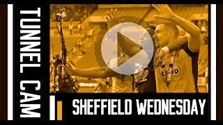 The Tigers v Sheffield Wednesday   Tunnel Cam   28th May 2016