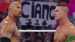 John Cena vs. The Rock: DVD Preview WrestleMania XXVIII