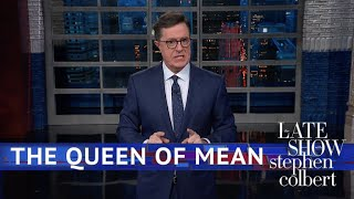 Queen Elizabeth's Sick Burn Of Trump And Obama