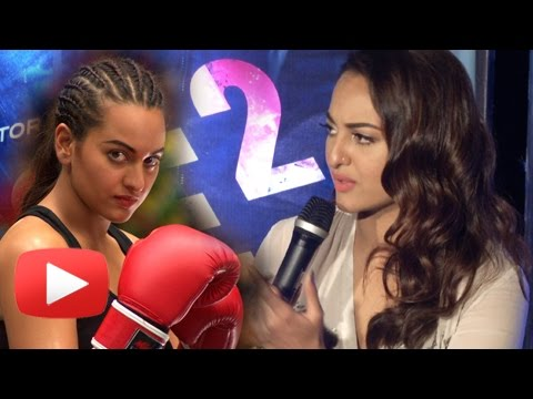 Sonakshi Talks On Being The 'Action Queen' Of Bollywood | Force 2