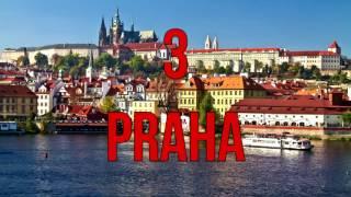 TOP 5 | Nejkrásnější města Evropy