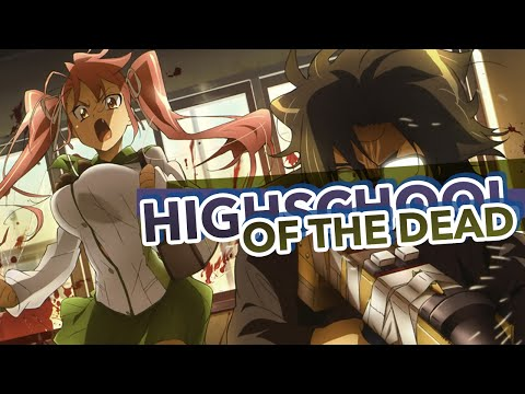 Xxx Mp4 Dubbing NK Highschool Of The Dead Ale Gej Porno Z Cyckami 『POLISH』 3gp Sex