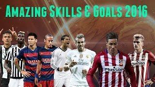 Pogba & Dybala Vs Messi & Neymar Vs CR7 & Bale Vs Griezmann & Torres-Amazing Skills & Goals 2016