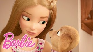 Meet Barbie and Her Sisters' Puppies! | Barbie