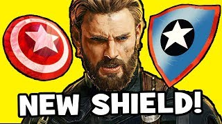 Avengers Infinity War THEORY: Captain America