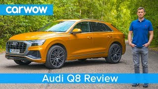 Audi Q8 SUV 2019 in-depth review   carwow Reviews