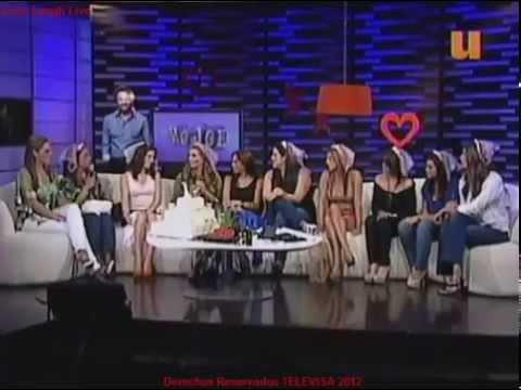 Despedida de soltera de Alessandra Rosaldo en Mojoe