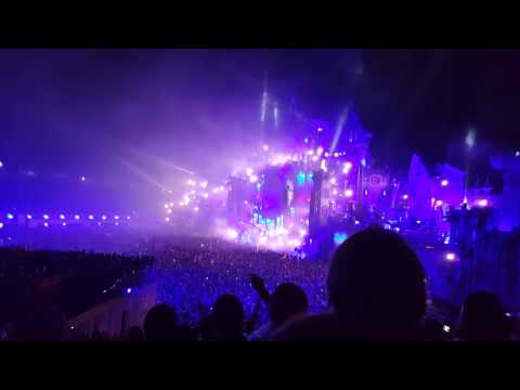 Hardwell Live at Tomorrowland 2015