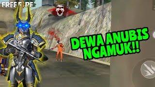 DITINGGAL DUO VS SQUAD!! PAS LAGI COBAIN BUNDLE ANUBIS!! - FREE FIRE BATTLEGROUND