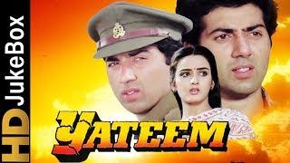 Yateem 1988 | Full Video Songs Jukebox | Sunny Deol, Farah Naaz, Kulbhushan Kharbanda