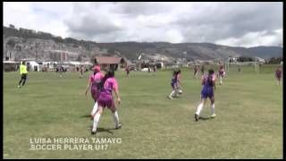 Luisa Herrera Soccer Promotion Video Fall 2016