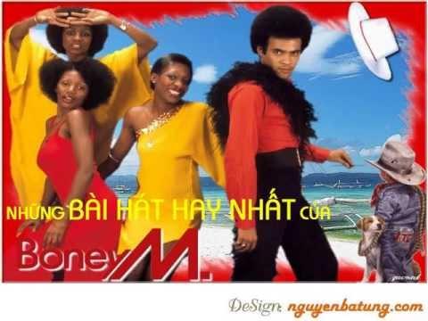 Những bài hát hay nhất của Boney M