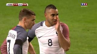 Pays-bas 2-3 France 2016