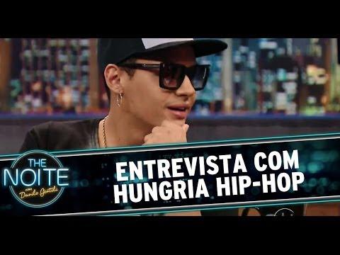 Entrevista com o músico Hungria Hip Hop