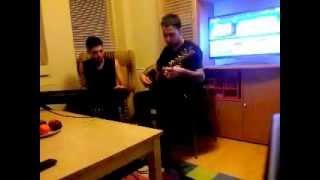 Kurdish music . baglameعزف بزق