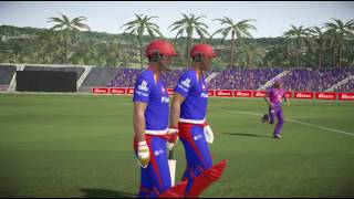 LIVE MATCH VIVO IPL 2017 13TH MAY DD VS RPS SUPER OVER