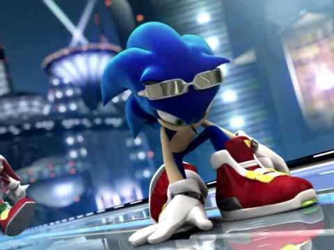 Sonic Riders Intro HD