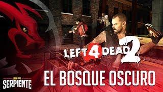 EL BOSQUE OSCURO | LEFT 4 DEAD 2 - Dark Wood mod c/ Eruby, Karma y Zellen