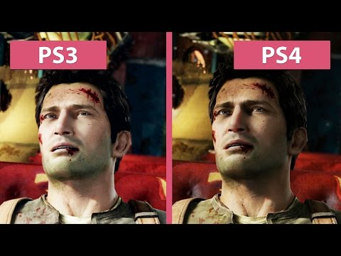 Xxx Mp4 Uncharted The Nathan Drake Collection – Uncharted 2 PS3 Vs PS4 Remastered Graphics Comparison 3gp Sex