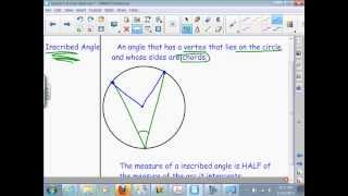 Properties and Basic Measurements of Circles