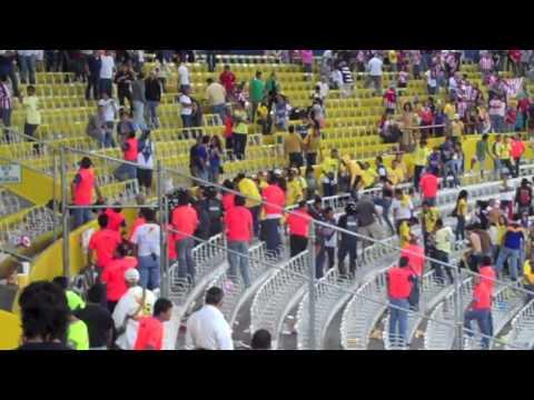 Chivas vs America Despues Del Partido