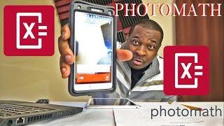 Photomath app review (TeacherTechMan) Season 2 EP2