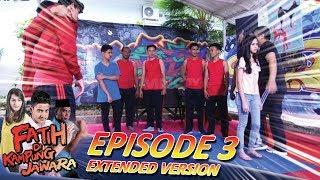 Fatih Dipukulin Para Atlet MMA Part 2 - Fatih di Kampung Jawara Eps 3