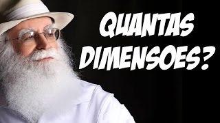 Existem quantas Dimensões? - Waldo Vieira