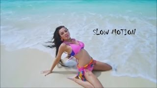 Amy jackson hot beach song Full hd completely edited