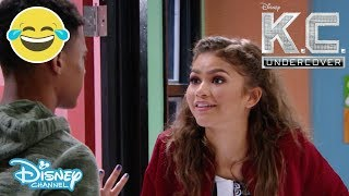 K.C. Undercover | Season 3 SNEAK PEEK: Second Chances | Official Disney Channel UK