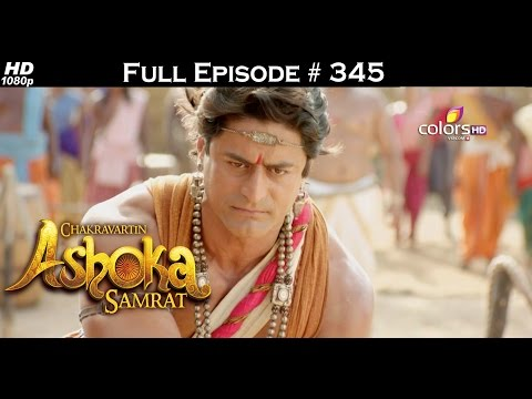 Chakravartin Ashoka Samrat - 25th May 2016 - चक्रवतीन अशोक सम्राट - Full Episode (HD)