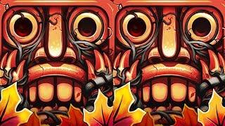 TEMPLE RUN 2: FALL JUNGLE ✔ LEGENDARY IMHOTEP | Temple Run 2 Gameplay